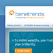 Benetrends Website Design
